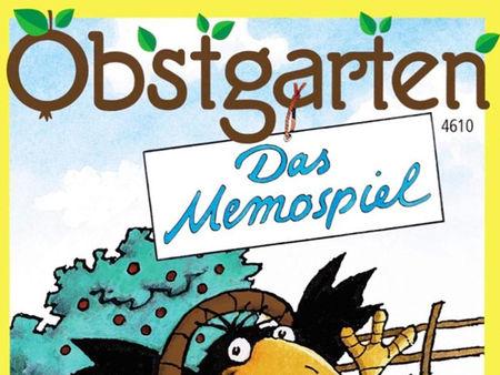 Obstgarten - Das Memospiel