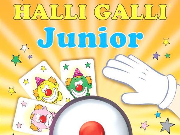 Bild zu Alle Brettspiele-Spiel Halli Galli Junior
