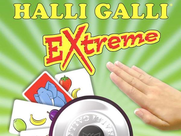 Bild zu Alle Brettspiele-Spiel Halli Galli Extreme