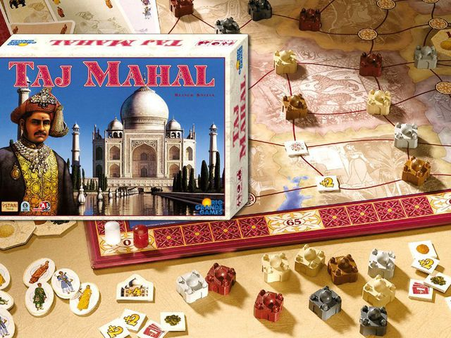 Taj Mahal Bild 1
