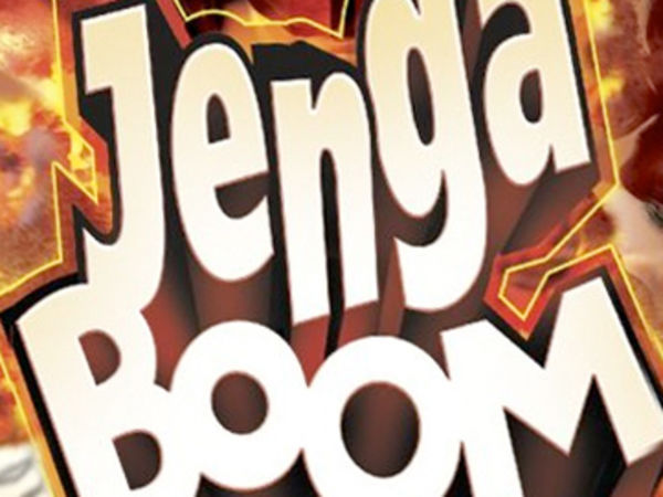 Bild zu Alle Brettspiele-Spiel Jenga Boom