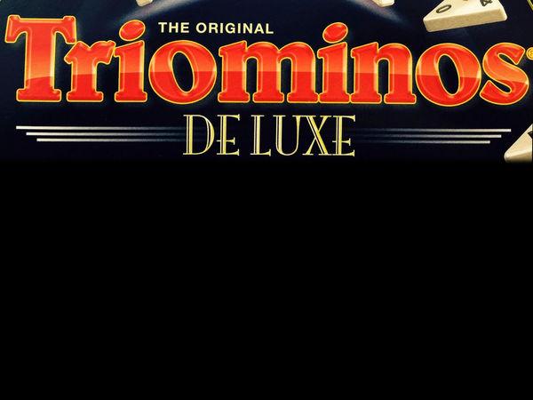 Bild zu Alle Brettspiele-Spiel Triominos de Luxe