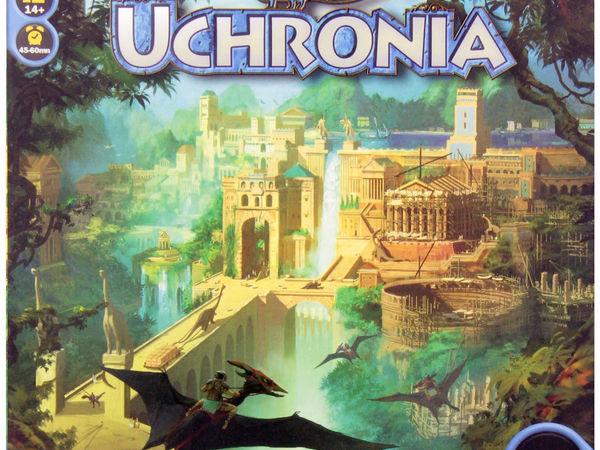 Bild zu Alle Brettspiele-Spiel Uchronia