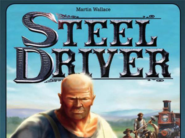 Bild zu Alle Brettspiele-Spiel Steel Driver