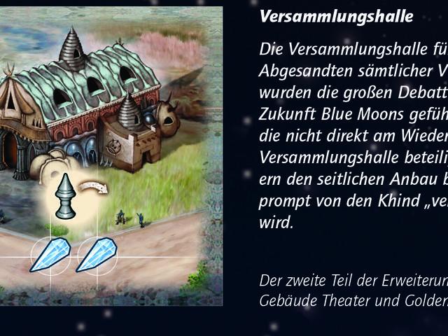 Blue Moon City: Neue Gebäude Bild 1