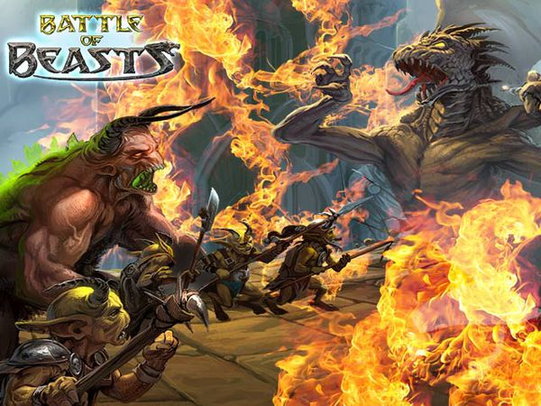 Bild zu Top-Spiel Battle of Beasts