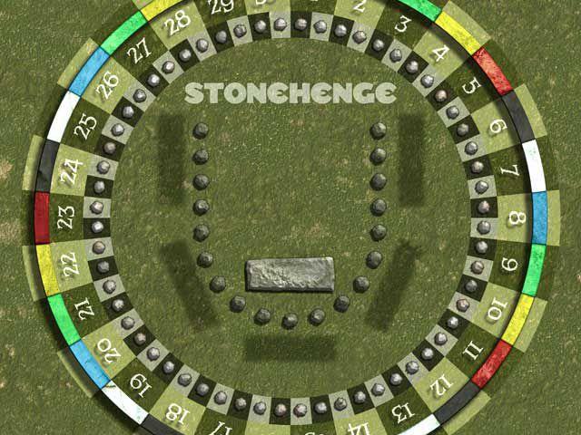 Stonehenge Bild 1