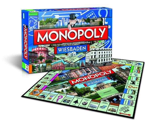 Monopoly Wiesbaden Bild 1