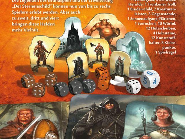 Die Legenden von Andor: Neue Helden Bild 1