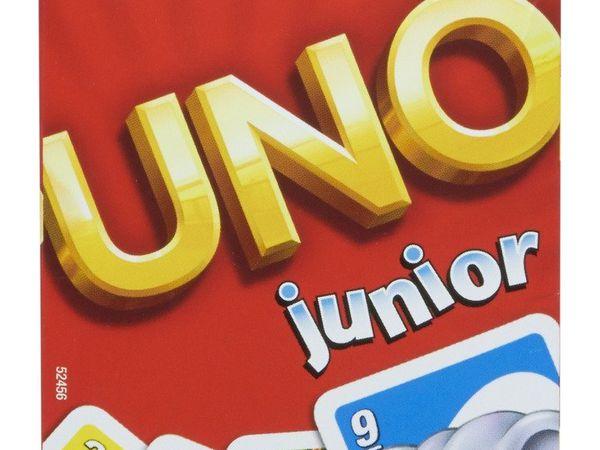 Bild zu Alle Brettspiele-Spiel Uno Junior