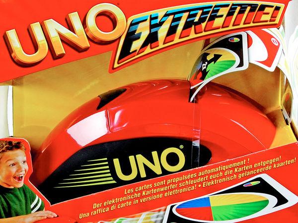 Bild zu Alle Brettspiele-Spiel Uno Extreme