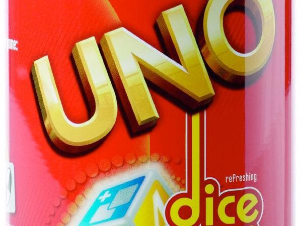 Bild zu Alle Brettspiele-Spiel Uno Würfel