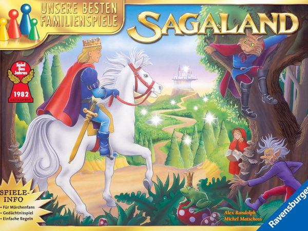 Bild zu Alle Brettspiele-Spiel Sagaland