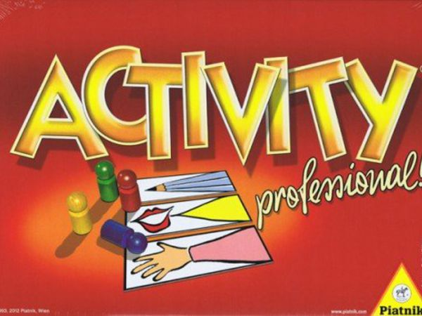 Bild zu Alle Brettspiele-Spiel Activity Professional