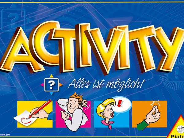 Bild zu Alle Brettspiele-Spiel Activity Alles ist möglich