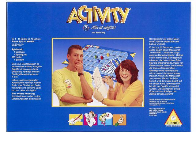 Activity Alles ist möglich Bild 1