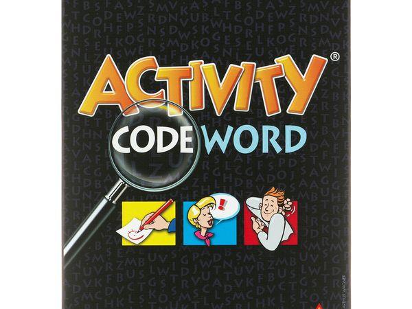 Bild zu Alle Brettspiele-Spiel Activity Codeword