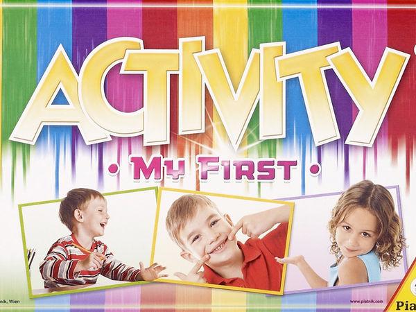 Bild zu Alle Brettspiele-Spiel Activity My first