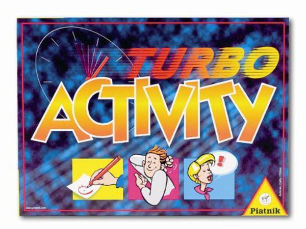 Bild zu Alle Brettspiele-Spiel Activity Turbo
