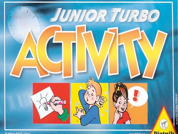 Bild zu Alle Brettspiele-Spiel Activity Junior Turbo