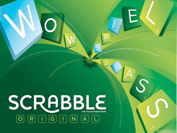 Bild zu Alle Brettspiele-Spiel Scrabble
