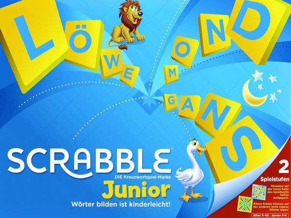 Bild zu Alle Brettspiele-Spiel Scrabble Junior