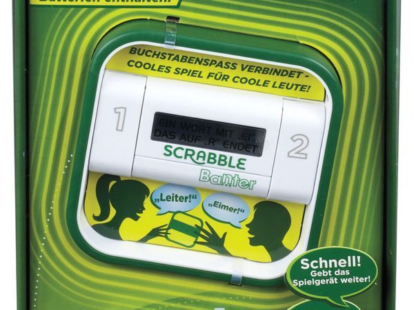 Bild zu Alle Brettspiele-Spiel Scrabble Party