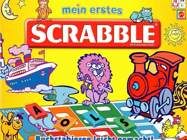 Bild zu Alle Brettspiele-Spiel Mein erstes Scrabble