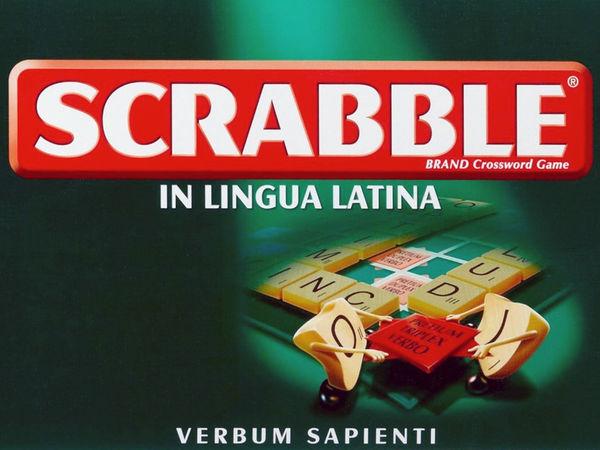 Bild zu Alle Brettspiele-Spiel Scrabble Latein