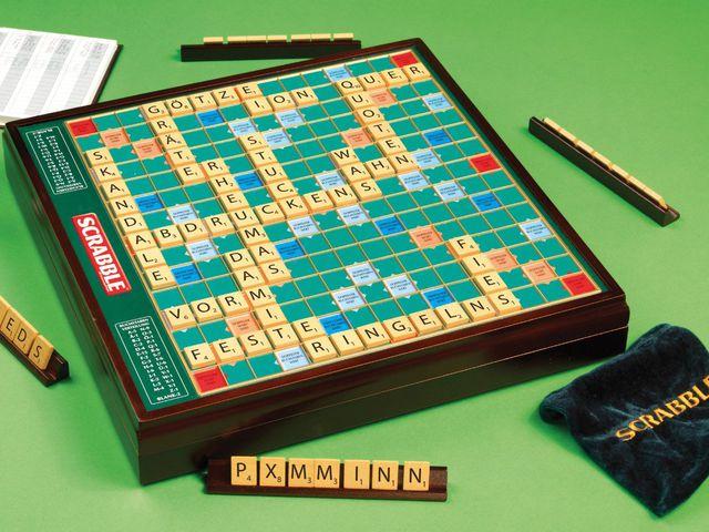 Scrabble Prestige Bild 1