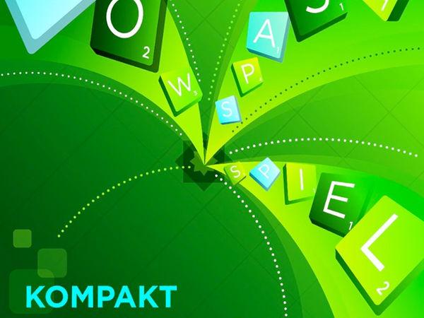 Bild zu Alle Brettspiele-Spiel Scrabble Kompakt