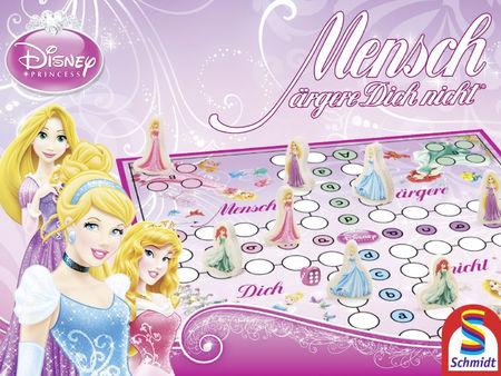 Mensch ärgere Dich nicht!: Disney, Princess