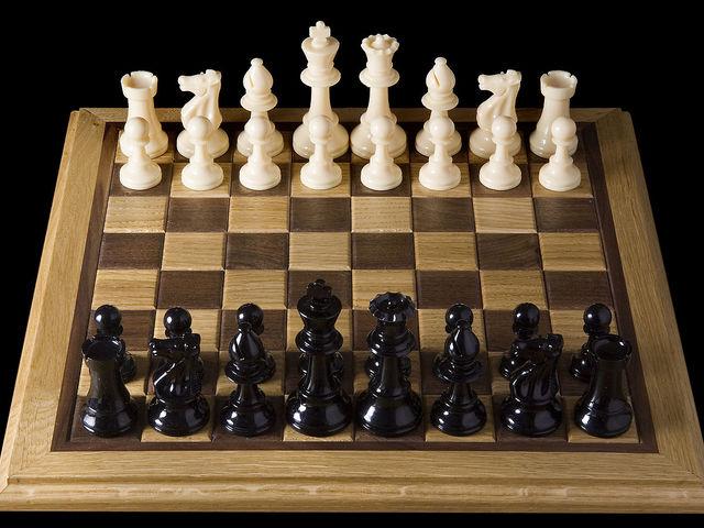 Schach Bild 1