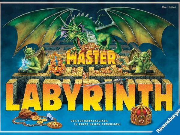 Bild zu Alle Brettspiele-Spiel Master Labyrinth