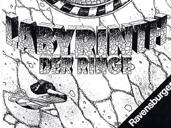 Bild zu Alle Brettspiele-Spiel Labyrinth der Ringe