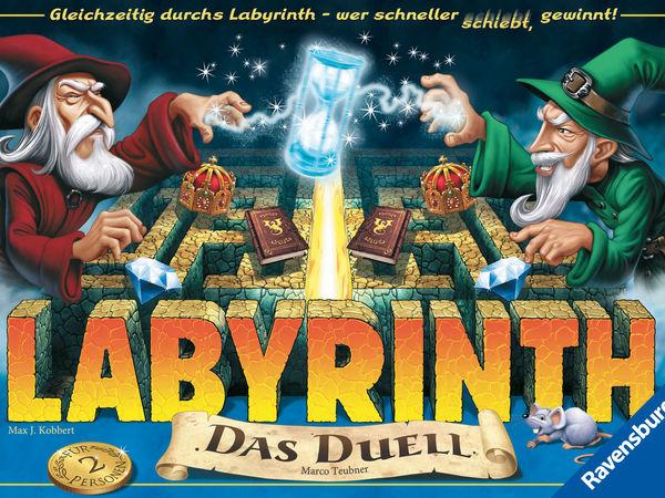 Bild zu Alle Brettspiele-Spiel Labyrinth - Das Duell
