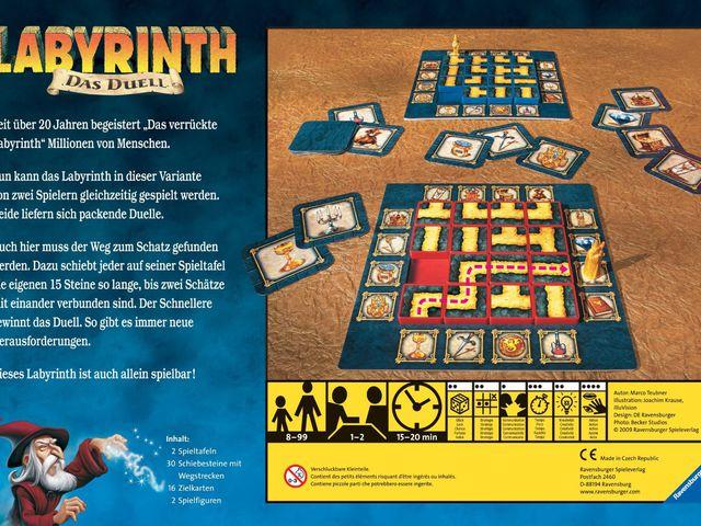 Labyrinth – Das Duell Bild 1
