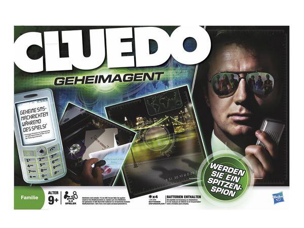 Bild zu Alle Brettspiele-Spiel Cluedo Geheimagent