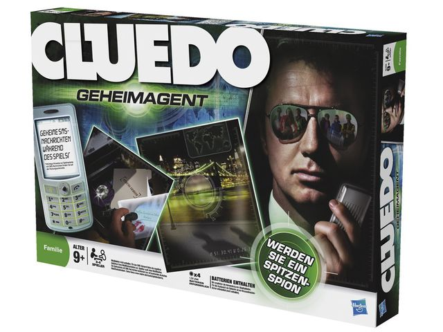Cluedo Geheimagent Bild 1