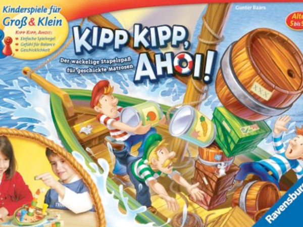 Bild zu Alle Brettspiele-Spiel Kipp, Kipp, Ahoi!