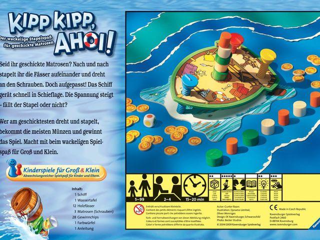 Kipp, Kipp, Ahoi! Bild 1