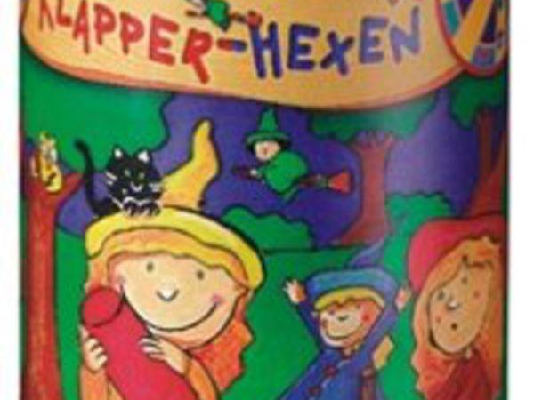 Bild zu Alle Brettspiele-Spiel Klapper-Hexen