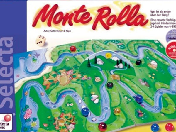 Bild zu Alle Brettspiele-Spiel Monte Rolla