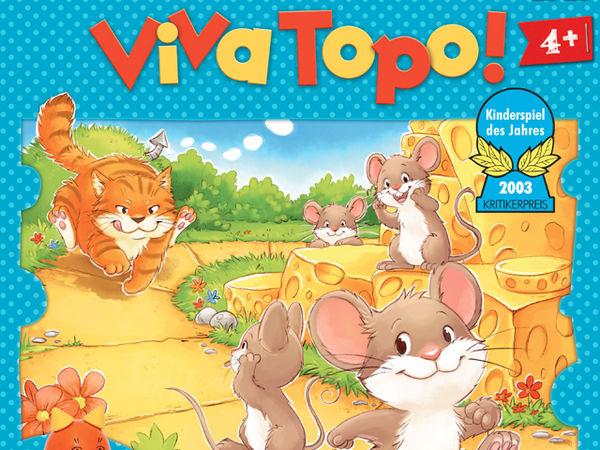 Bild zu Alle Brettspiele-Spiel Viva Topo!