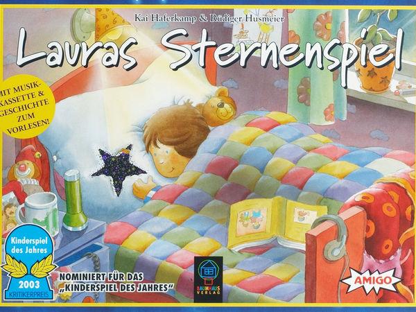 Bild zu Alle Brettspiele-Spiel Lauras Sternenspiel