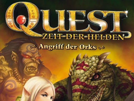 Quest, Zeit der Helden: Angriff der Orks