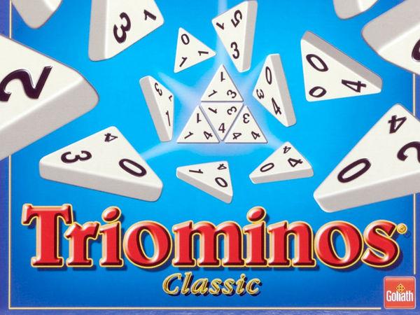 Bild zu Alle Brettspiele-Spiel Triominos Classic