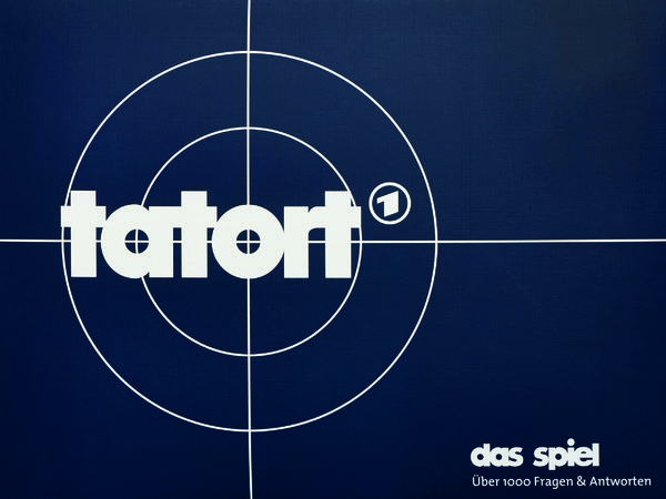 Bild zu Alle Brettspiele-Spiel Tatort: Das Spiel