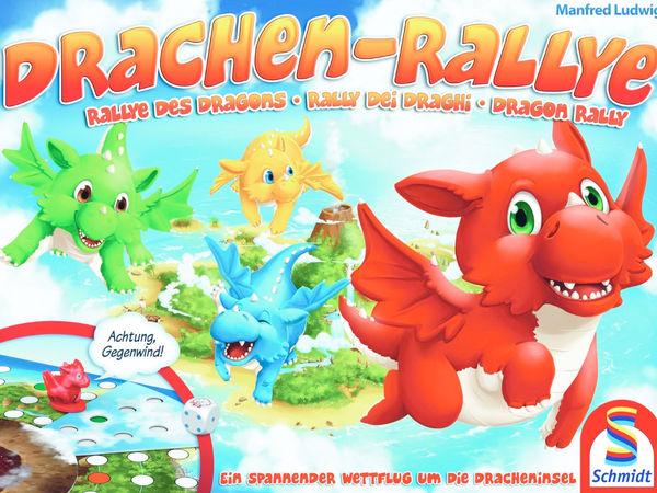 Bild zu Alle Brettspiele-Spiel Drachen-Rallye
