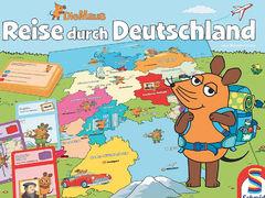 Die Maus: Reise durch Deutschland